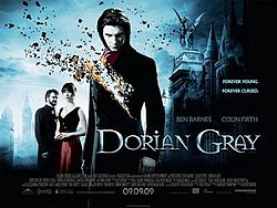 poster Dorian Gray (2009)
