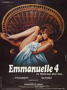 poster Emmanuelle 4 - Emmanuelle IV (1984)