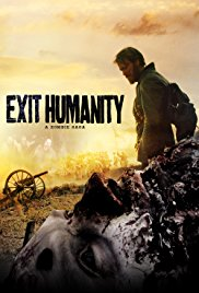 poster Exit Humanity (2011)