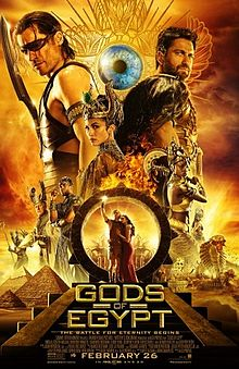 poster Gods of Egypt (2016)