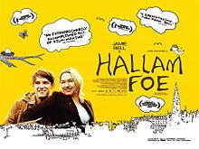 poster Hallam Foe - Mister Foe (2007)