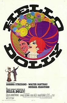 poster Hello, Dolly! (1969)