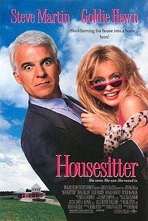 poster HouseSitter (1992)