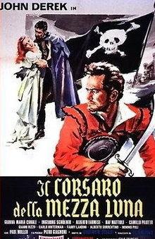 poster Il corsaro della mezzaluna (1957)