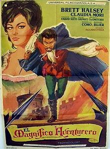 poster Il magnifico avventuriero (1963)