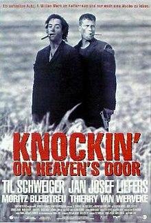 poster Knockin' on Heaven's Door (1997)