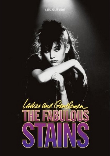 poster Ladies and Gentlemen, the Fabulous Stains (1982)