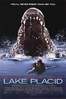poster Lake Placid (1999)