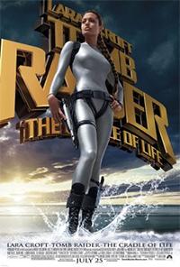 poster Lara Croft Tomb Raider - The Cradle of Life (2003)