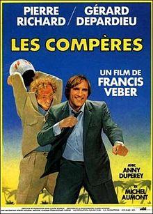 poster Les comperes (1983)