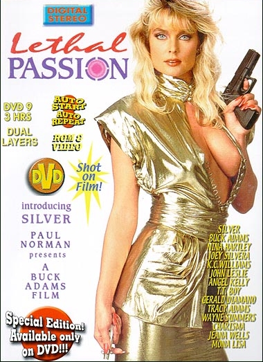 poster Lethal Passion (1991)
