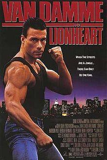 poster Lionheart (1990)