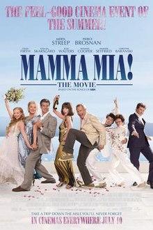 poster Mamma Mia! (2008)
