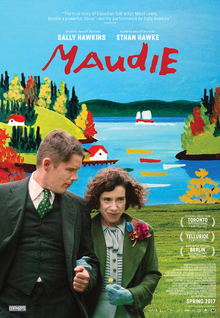 poster Maudie (2016)