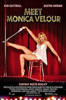 poster Meet Monica Velour (2010)