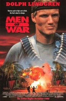 poster Men of War (1994)