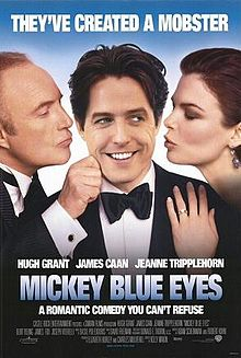 poster Mickey Blue Eyes (1999)