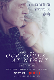 poster Our Souls At Night (2017)