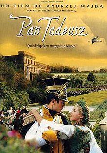 poster Pan Tadeusz (1999)