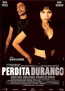 poster Perdita Durango - Dance with the Devil (1997)