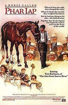 poster Phar Lap (1983)