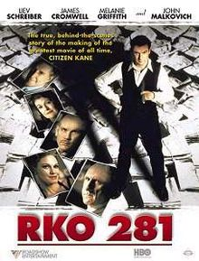 poster RKO 281 (TV Movie 1999)