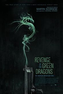 poster Revenge of the Green Dragons (2014)