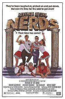 poster Revenge of the Nerds (1984)