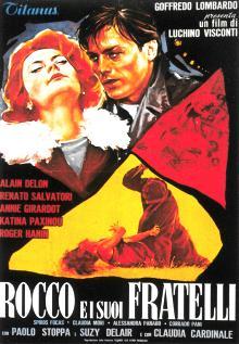 poster Rocco e i suoi fratelli - Rocco and His Brothers (1960)