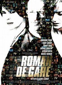 poster Roman de gare (2007)