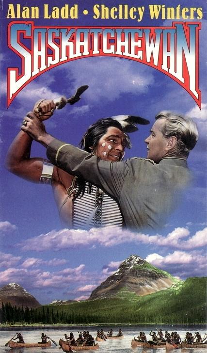 poster Saskatchewan (1954)