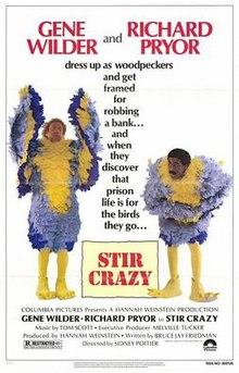 poster Stir Crazy (1980)