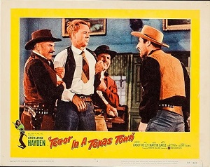 poster Terror in a Texas Town (1958)