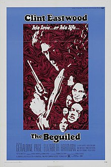 poster The Beguiled (1971)