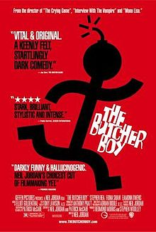 poster The Butcher Boy (1997)