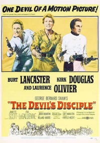 poster The Devil's Disciple (1959)