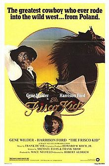 poster The Frisco Kid (1979)