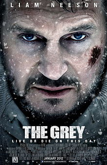 poster The Grey (2011)