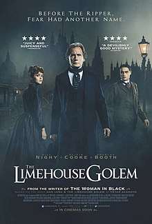 poster The Limehouse Golem (2016)