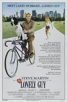 poster The Lonely Guy (1984)