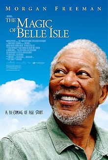 poster The Magic of Belle Isle (2012)