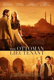 poster The Ottoman Lieutenant (2017)