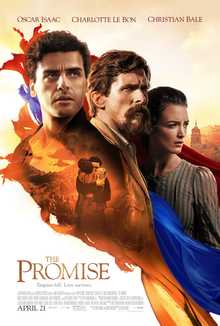 poster The Promise (2016)