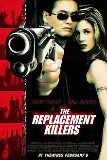 poster The Replacement Killers (1998)