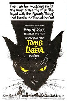 poster The Tomb of Ligeia (1964)