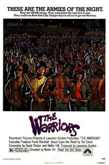 poster The Warriors (1979)