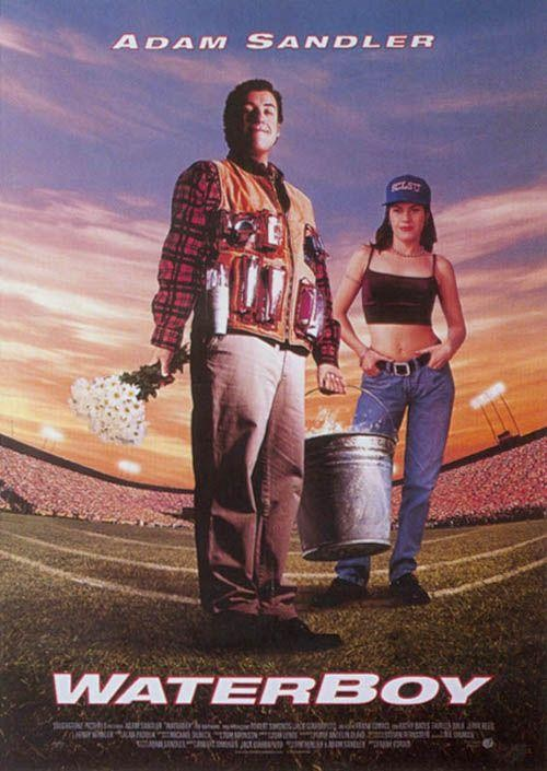 poster The Waterboy (1998)