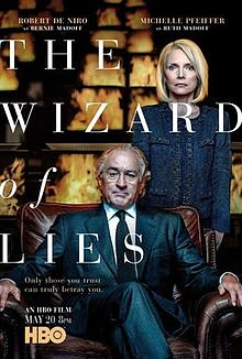 poster The Wizard of Lies (TV Movie 2017)