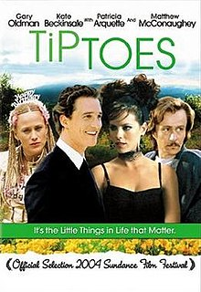 poster Tiptoes (2003)