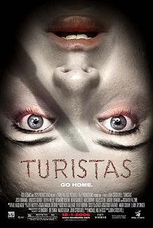 poster Turistas (2006)